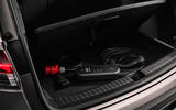 85 Audi Q4 Etron 2021 prototype drive boot