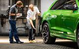 Audi RS Q8 2020 official reveal photos - Q&A side