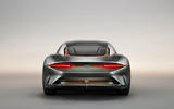 Bentley EXP 100 GT Concept official images - rear