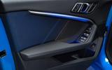 BMW 1 Series 2019 official reveal - door cards