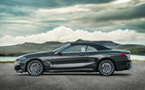 BMW 8 Series cabriolet 2018 official reveal - static roof up