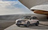 BMW iNext official images - static front