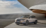 BMW iNext 2020 official images - static front