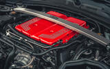 85 Camaro ZL1 vs Sutton Mustang 2021 Camaro engine