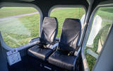 Autocar Christmas Road Test 2020: the Goodyear Blimp - rear seats