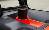 Citroen Ami (LHD) 2020 UK first drive review - coffee holder