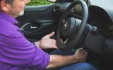 85 Dr Mark Porter interview 2021 wheel adjustment
