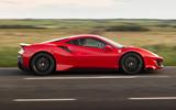 85 fastest cars tested by Autocar Ferrari 488 pista