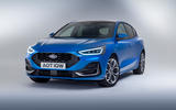 85 Ford Focus 2021 refresh official images ST Line static