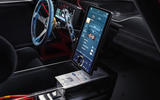 Ford Mustang Mach-E 1400 official images - infotainment