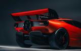 85 Gordon Murray T50s Niki Lauda official reveal rear end