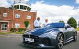 Jaguar Land Rover Cross Country - interview