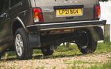 85 Lada Niva EOL feature rear end