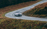 Land Rover Range Rover Evoque 2019 first ride review - on the road cornering