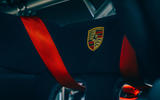 Visiting Manthey racing - GT3 RS MR seats