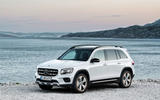 Mercedes-Benz GLB 2019 official reveal - static front