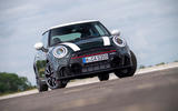 85 Mini JCW anniversary official images static front