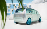 85 Mini Urbanaut 2021 concept studio rear