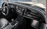 85 Morgan Plus Four CX T official reveal dashboard
