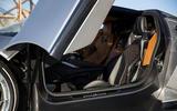 Pininfarina Battista customer preview event - cabin