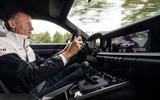 Porsche 911 GT3 2021 passenger ride - driving
