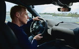 85 Porsche Cayene Turbo Coupe prototype 2022 GK driving