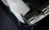 85 Porsche Mission R concept feature spoiler