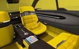 Renault Morphoz concept official studio images - rear seats