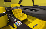 Renault Morphoz concept official studio images - rear seats