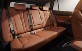 Skoda Enyaq official reveal images - studio rear seats