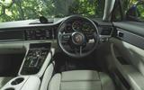 85 super estate triple test 2021 Porsche cabin