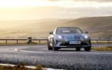 Top 50 cars 2020 - final five - Alpina A110 cornering