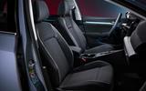 Volkswagen Golf Estate Mk8 Alltrak studio - front seats