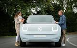 85 Volkswagen ID Life concept drive interview