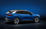 Volkswagen ID 4 official images - static rear