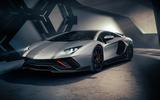 85 Winkelmann Lamborghini future interview ultimae coupe static front