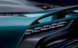 86 Aston Martin Valhalla official reveal rear lights