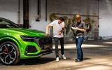 Audi RS Q8 2020 official reveal photos - Q&A front