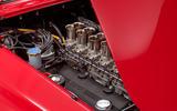 86 Bell Sport Classic 330 LMB engine
