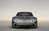Bentley EXP 100 GT Concept official images - nose