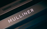 86 Bentley Flying Spur Mulliner official reveal kick plates
