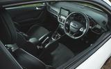 Britain's best affordable drivers car 2020 - Fiesta Mountune - interior
