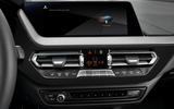 BMW 1 Series 2019 official reveal - infotainment