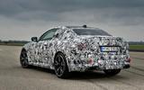 86 BMW 2 Series Coupe M240i 2022 proto drive static rear