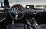 BMW CS 2020 official press images - dashboard