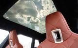 86 BMW iX prototype ride 2021 sunroof