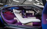 Citroen 19_19 concept official reveal - front passenger seat