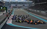 Daniel Ricciardo interview - start finish straight