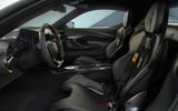 86 Ferrari 296 GTB 2021 Assetto Fiorano cabin