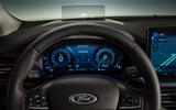 86 Ford Focus 2021 refresh official images HUD